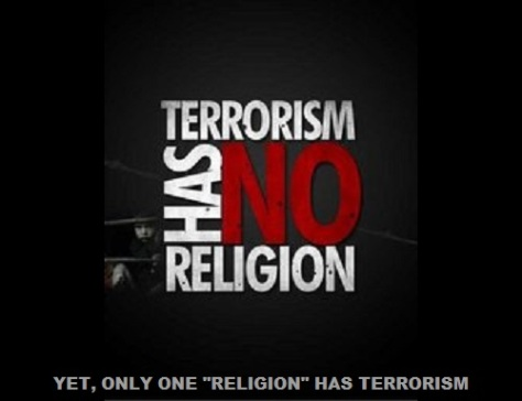 Terrorism Has No Religion 4